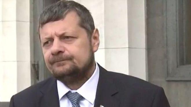 В Киеве совершено покушение на нардепа Мосийчука