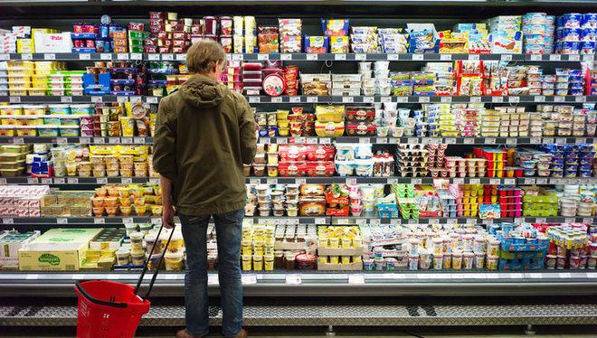 Украинцы отказываются от отечественных продуктов