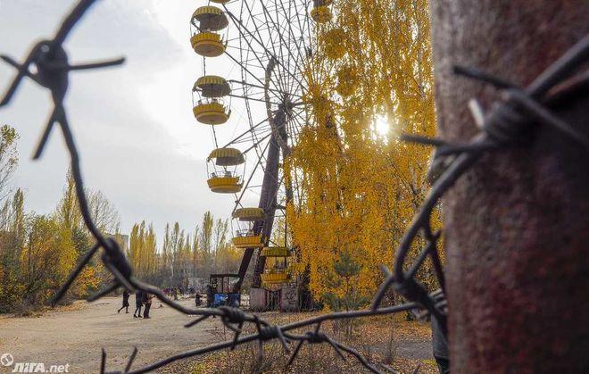 В Киевской области состоялось открытие заповедника ЧАЭС
