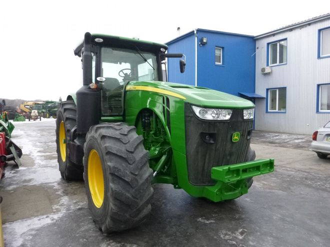 В Украине продают за долги сельхозтехнику