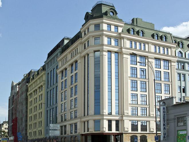 Киевский бизнес меняет офисы, в моде Подол