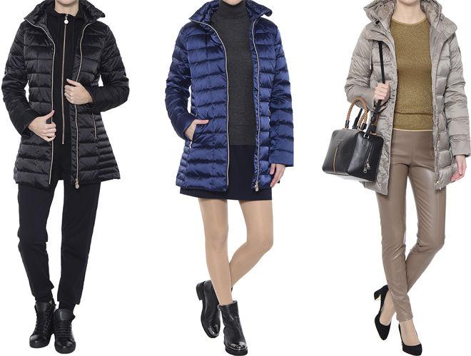 Новая коллекция женских пуховиков от онлайн-бутика Modoza.com