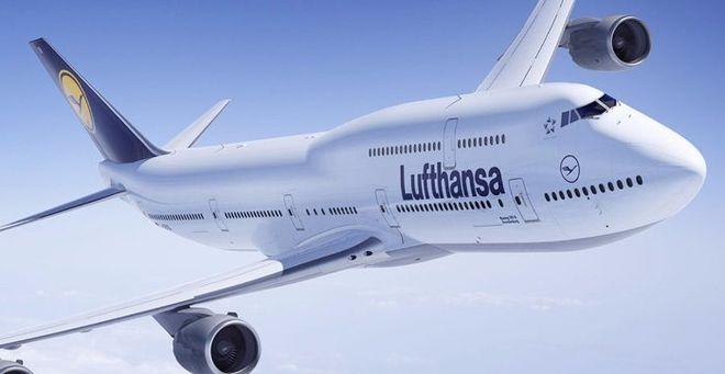 Lufthansa будет чаще летать в Киев