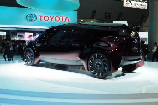 Toyota перестанет выпускать газовые и дизельные автомобили