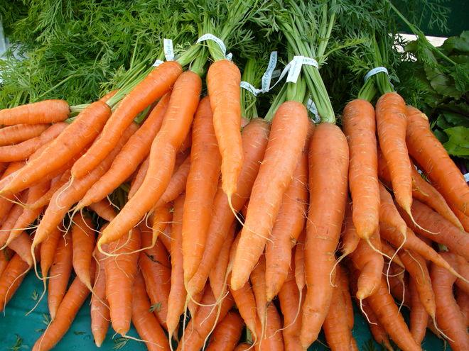 В Украине зафиксировали самые высокие цены на морковь за 5 лет