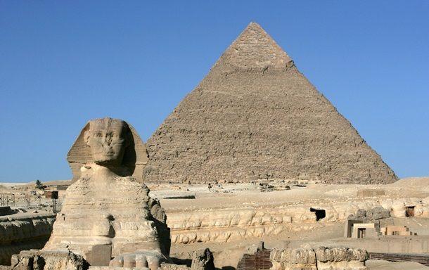 Исследователи обнаружили комнату в пирамиде Хеопса