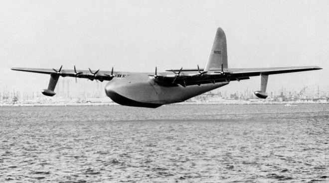 Опубликованы фото самолета, который пролетел одну милю за 70 лет