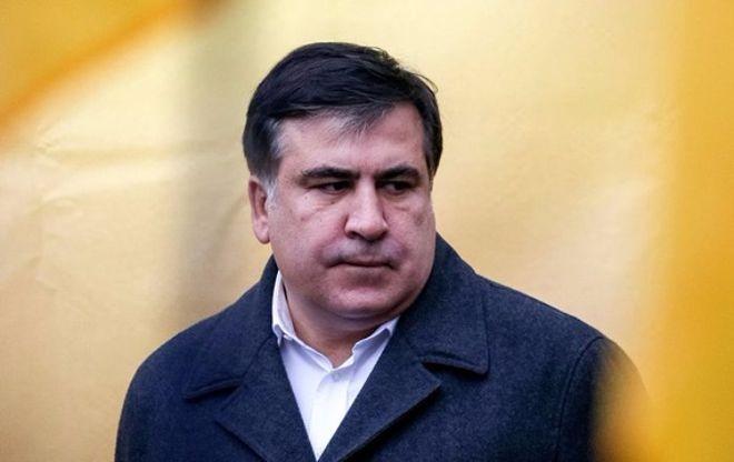 Прорыв границы обошелся Саакашвили всего в 3,4 тыс. грн