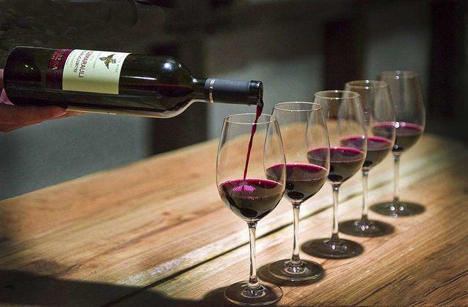 Украина вдвое увеличила экспорт вина в ЕС