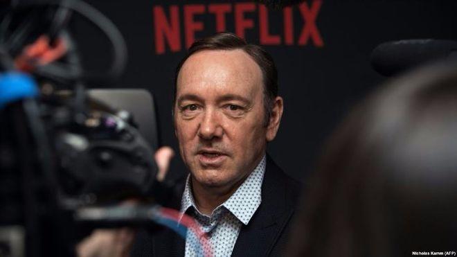 Netflix прекратил сотрудничество с актером Кевином Спейси