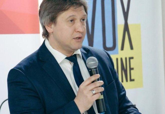 Министра финансов Данилюка обвинили в неуплате налогов