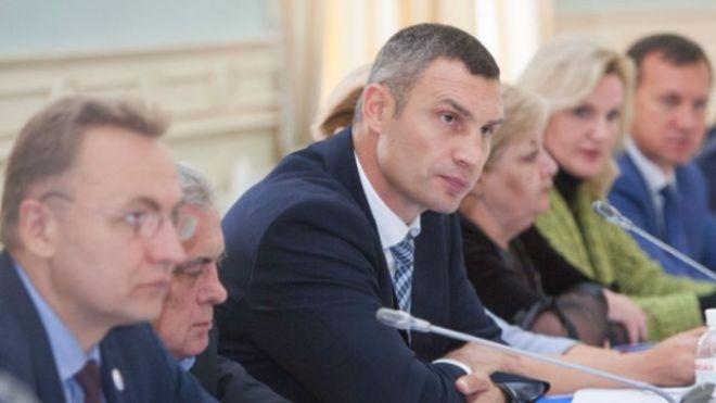 В Украине составят рейтинг самых прогрессивных мэров