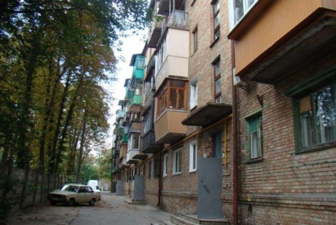 """Киев начнет избавляться от """"хрущевок"""""""