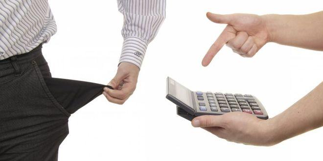 С работодателей взыскали огромную сумму задолженности по зарплате