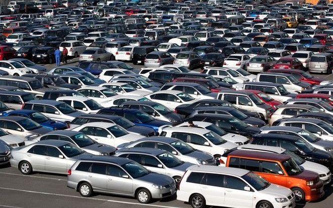 Новини України: Ринок б/в автомобілів б'є рекорди