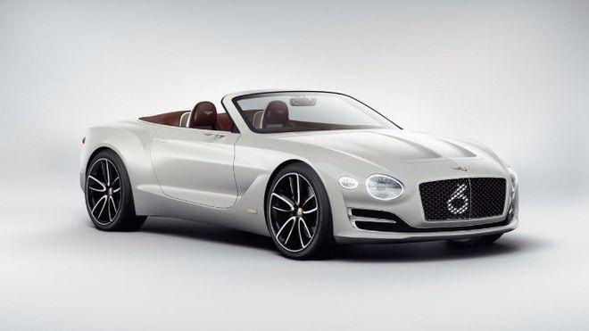 В Bentley назвали дату выхода своего первого электромобиля