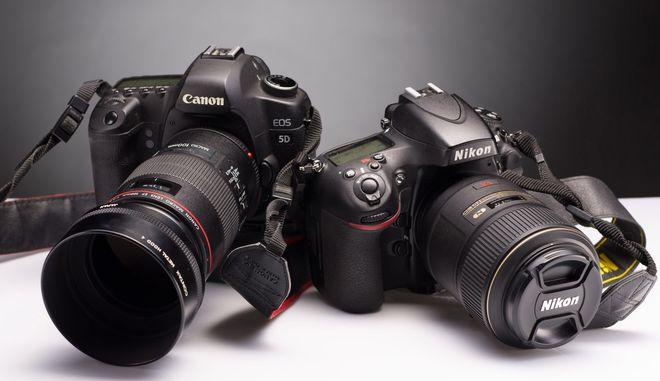 Canon и Nikon ведут бизнес в оккупированном Крыму - СМИ