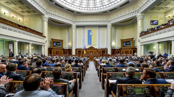 Рада приняла закон озащите бизнеса отдавления силовиков