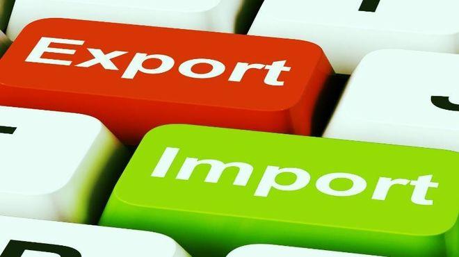 Всамом начале этого года импорт товаров превысил экспорт на $3 872 млн