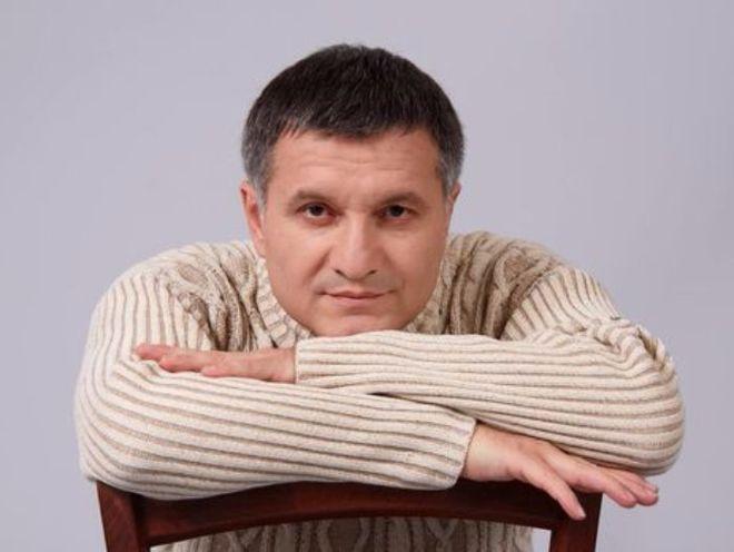 Аваков отказался от кресла президента Украины