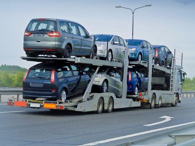 Украина почти вдвое увеличила импорт автомобилей