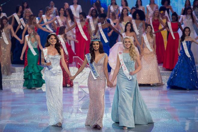 Победительницей конкурса «Мисс Мира-2017» стала представительница Индии