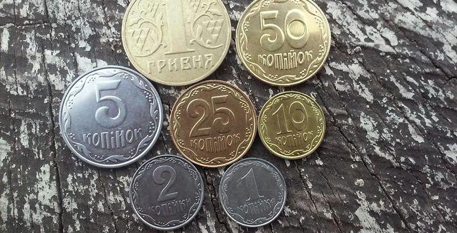 В Нацбанке рассказали, сколько «мелочи» приходится на каждого украинца