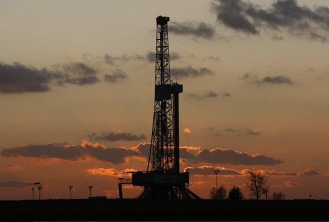 Госгеонедр остановила спецразрешение надобычу газа компании Новинского