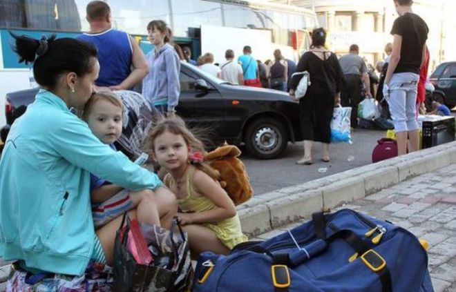 С начала года на переселенцев потратили 1,2 миллиарда гривен