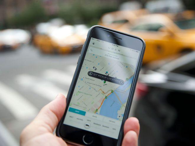 Данные миллионов пользователей и водителей Uber украли хакеры