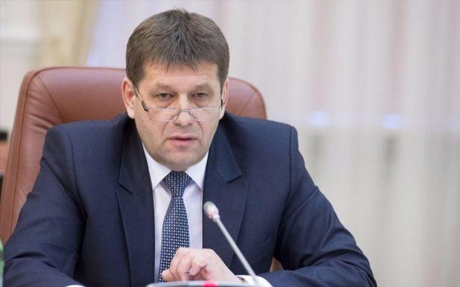 Украина намерена создать восточно-европейский газовый хаб