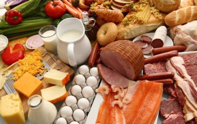 Названы регионы Украины с самыми дорогими продуктами питания
