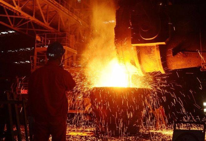 Украина не смогла войти в топ-10 мировых производителей стали