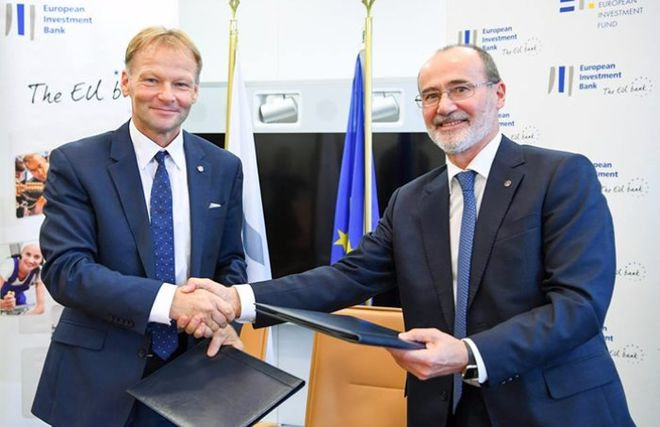 Астарта получила крупный кредит от ЕИБ