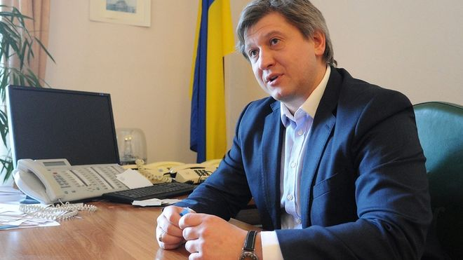 Данилюк боится уголовного дела занеуплату налогов