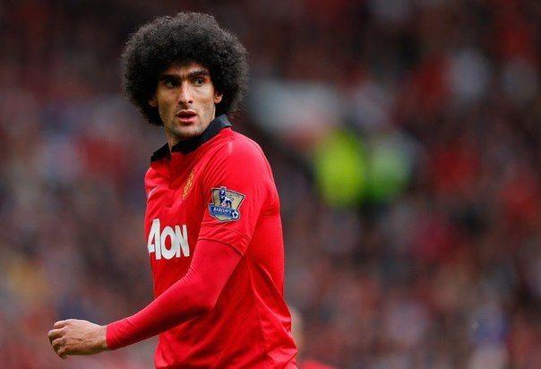 Феллайни игрок Manchester United хочет взыскать $2,8 млн с New Balance