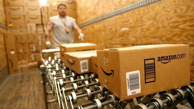"""Работники Amazon в Италии и Германии могут сорвать """"черную пятницу"""""""