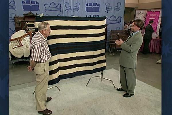 Американец Лорен Крайтцер продал бабушкино индейское одеяло и стал миллионером