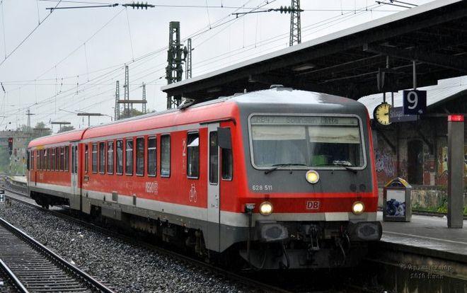 """В Сети показали, какие немецкие поезда получит """"Укрзализныця"""""""