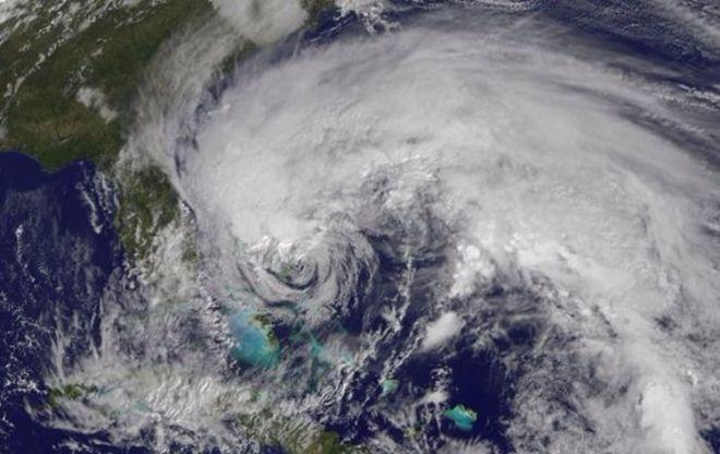 На Украину надвигается мощный циклон из Скандинавии