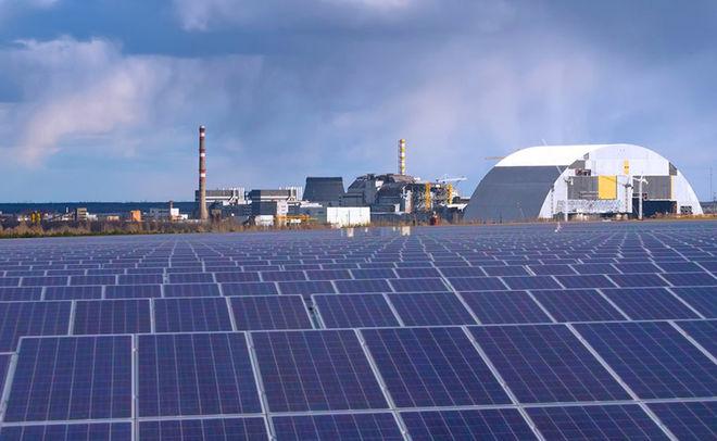 «Солнечный» проект вЧернобыле запустят доконца года