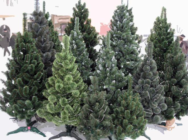 Сколько будут стоить новогодние елки в 2017 году