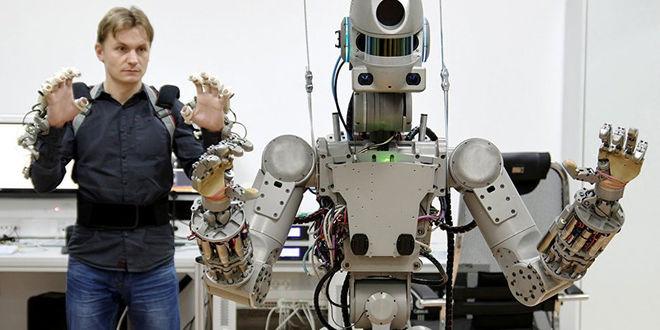 Вкаких профессиях людей поменяют роботы— Эра автоматизации