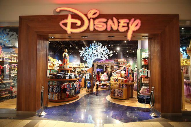 Walt Disney вышел на российский рынок