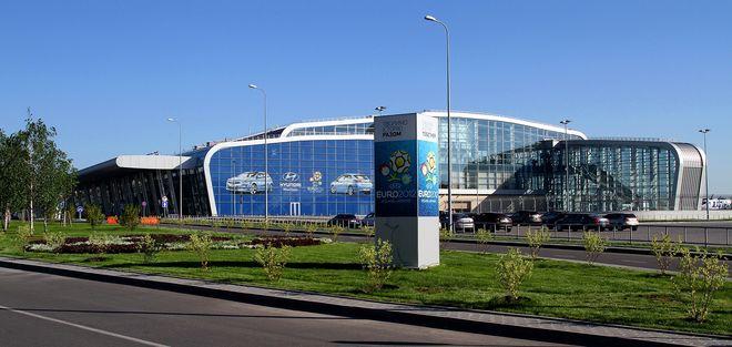 Львовский аэропорт принял рекордное количество пассажиров в нынешнем году