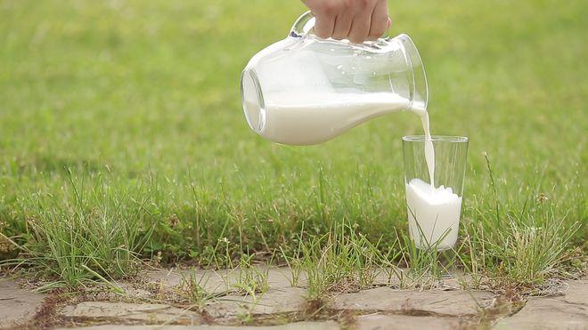 В Украине запрещают домашнее молоко