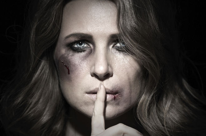 В Украине каждый год умирает 600 женщин от домашнего насилия