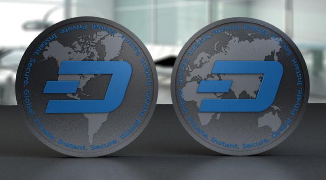 Dash взлетела на 6 место в рейтинге криптовалют