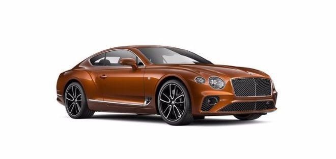 Bentley выпустит специальную версию своего купе