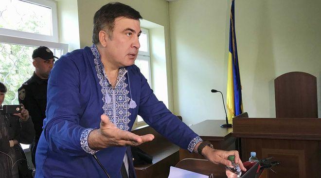 Суд в течение 3 дней определит меру пресечения для Саакашвили